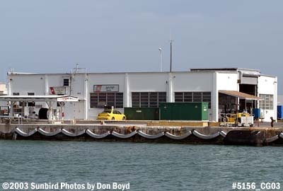 2003 - ESU Detachment and Group Maintenance at USCG Base Key West stock photo #5156