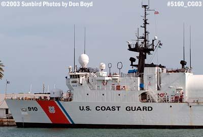 2003 - USCG Cutter THETIS (WMEC 910) Coast Guard stock photo #5160