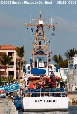 2003 - USCG Cutter KEY LARGO (WPB 1324) Coast Guard stock photo #5161