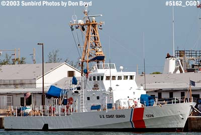 2003 - USCG Cutter PADRE (WPB 1328) Coast Guard stock photo #5162