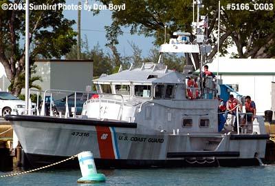 2003 - USCG Motor Lifeboat #47316 Coast Guard stock photo #5166