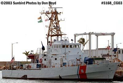 2003 - USCG Cutter MONHEGAN (WPB 1305) Coast Guard stock photo #5168