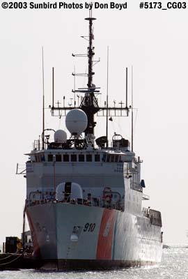 2003 - USCG Cutter THETIS (WMEC 910) Coast Guard stock photo #5173