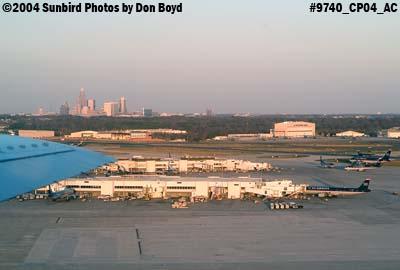 Charlotte Douglas International Airport aviation stock photo #9701