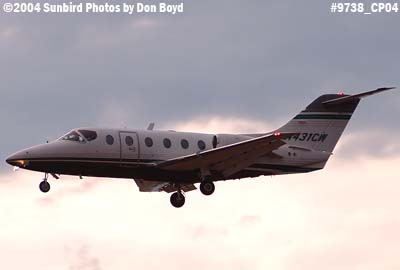 Flight Options LLCs (Richmond Heights, OH) Beech Beechjet 400A N431CW corporate aviation stock photo #9738