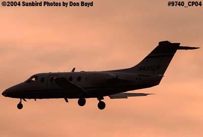 Flight Options LLCs (Richmond Heights, OH) Beech Beechjet 400A N431CW corporate aviation stock photo #9740