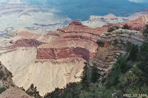 Grand Canyon landscape photo #012_12_LS04