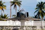 USN F-4N Phantom II military aviation stock photo #5104
