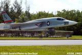 USN RA-5C Vigilante #156612 military avation stock photo #5108