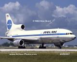 1983 - Pan Am L1011-500 N513PA Clipper Wild Duck aviation airline stock photo #US8307