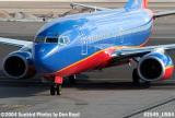 Southwest Airlines Airlines B737-7H4 N436WN aviation airline stock photo #2549