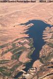 2004 - Lake Mead (?) aerial landscape photo #2555