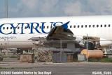 Cyprus (AeroTurbine) A320-231 5B-DAT aviation airline stock photo #6498