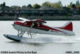 Baxter Aviation De Havilland Canada DHC-2 Beaver C-GEZS aviation airline stock photo #6601