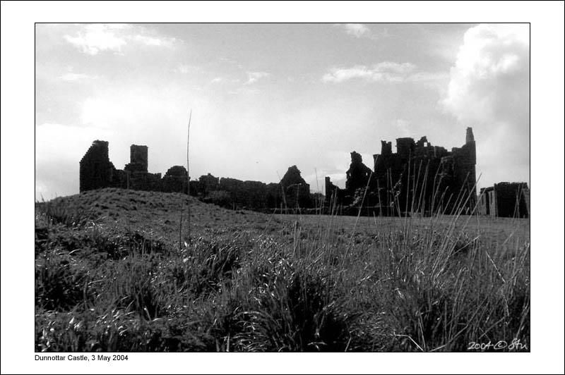 13. Dunnottar Castle