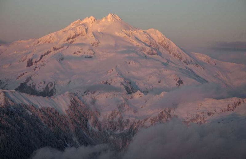 Glacier Pk, Evening Alpenglow (GlacierPk033005-1adj.jpg)