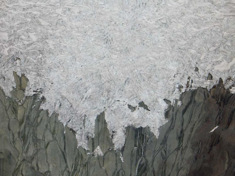 Sulphide Glacier, NE Terminus Detail (Shuksan090105-37.jpg)