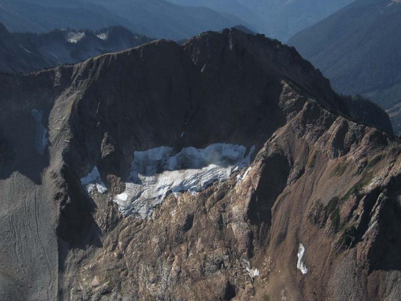 Glacier Remnant W of Kindy Glacier (Buckindy092805-24adj.jpg)