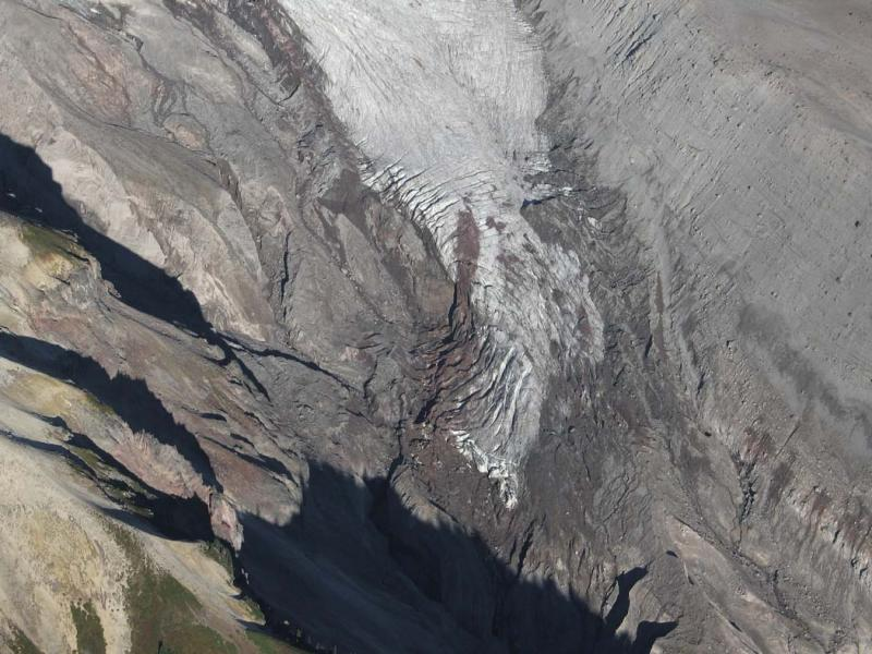 Chocolate Glacier Terminus (GlacierPk092105-030adj.jpg)
