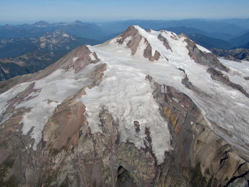 Gerdine (L) & Cool (Center) Glaciers  (GlacierPk092105-117adj.jpg)