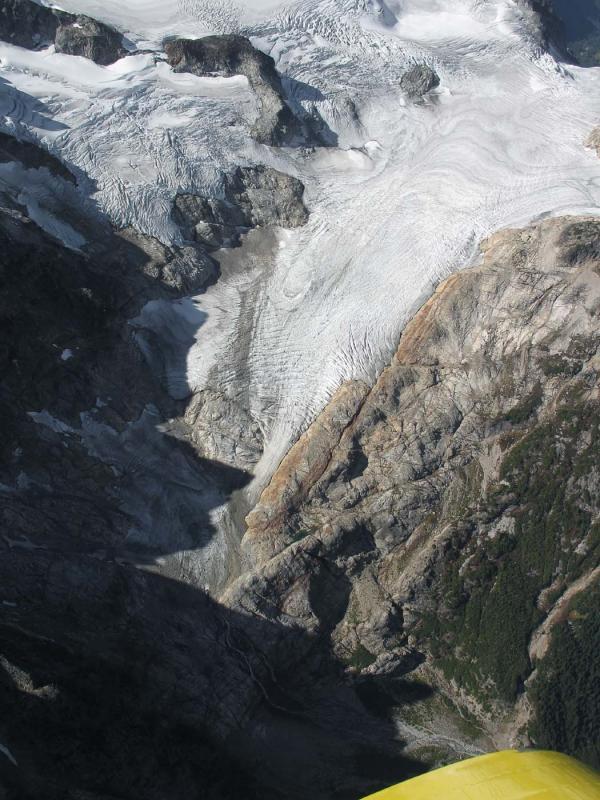 Neve Glacier, E Arm (Snowfield-Neve092805-04adj.jpg)