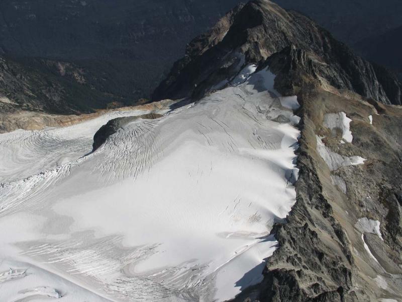 Snowfield Pk & Upper Neve Glacier (Snowfield-Neve092805-22adj.jpg)