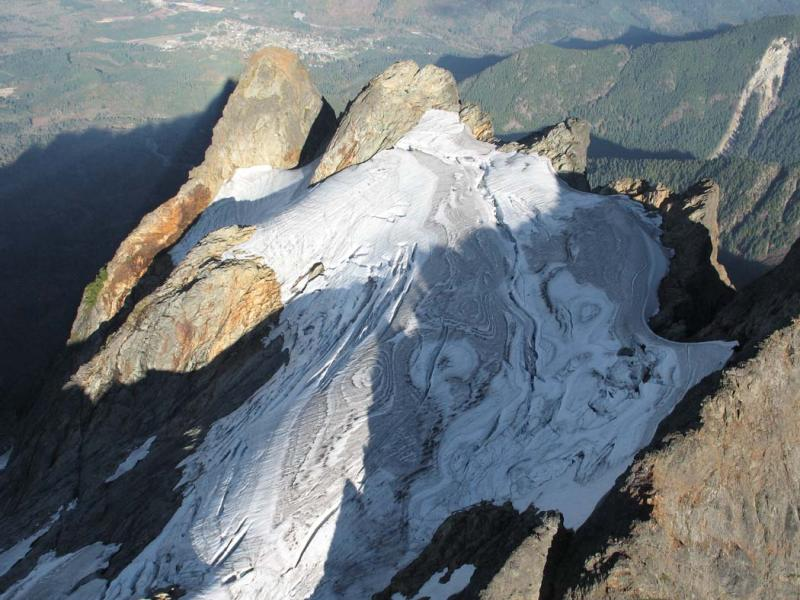 Whitehorse Glacier, View NE  (Whitehorse102105-38.jpg)