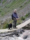 Kevin Scott (USGS/CVO) & Kenai, Scott Paul Trail, Mt Baker (SPaulTrail062105JS-51adj.jpg)
