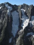 Glaciers Of The Cascade Pass Area