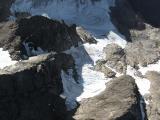 Three Fingers Glacier (View Down From Summit) (ThreeFingers102105-20adj.jpg)
