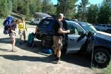 Backpacking trip to Kings Peak, Utah