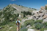 Alta Ski area hike