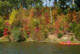 October Kayaking