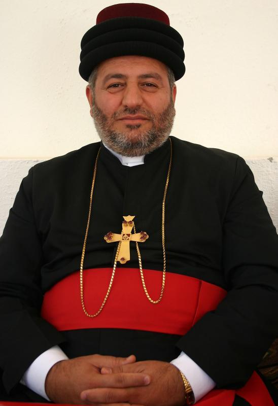 Mar Esahak (bishop)