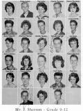1962 - Palm Springs Junior High School yearbook, Grade 9-12