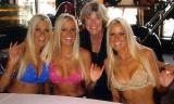 2003 - Brenda Reiter and the Dahm Triplet Playmates