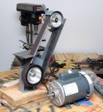 Cootes grinder and GE Motor