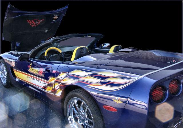 Indy Edition Corvette