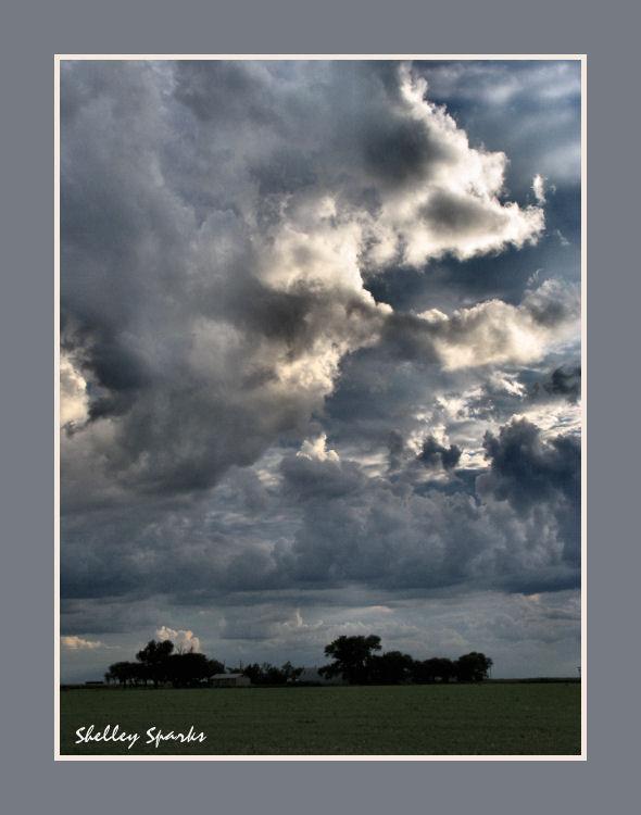 A Sky Full Of Clouds
