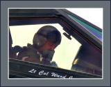 Stealth Pilot - Cannon AFB Airshow