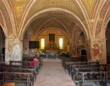 Chiesa Vecchia Interior - Belgirate