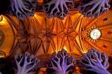 Dream Castle roof in EuroDisney