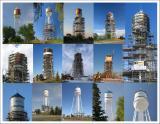 Wetaskiwin Water Tower