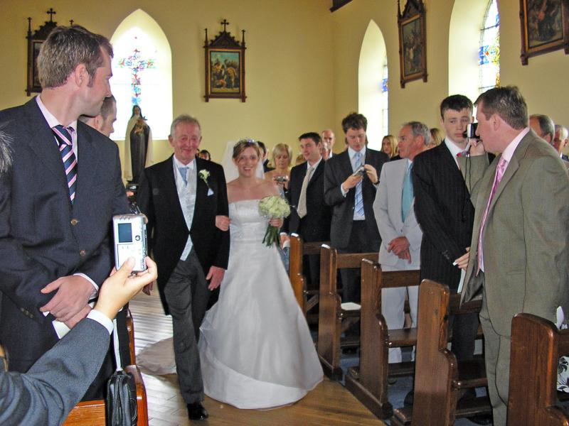 In the Church 8