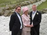 James, mum & dad