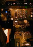 Cockpit captains side