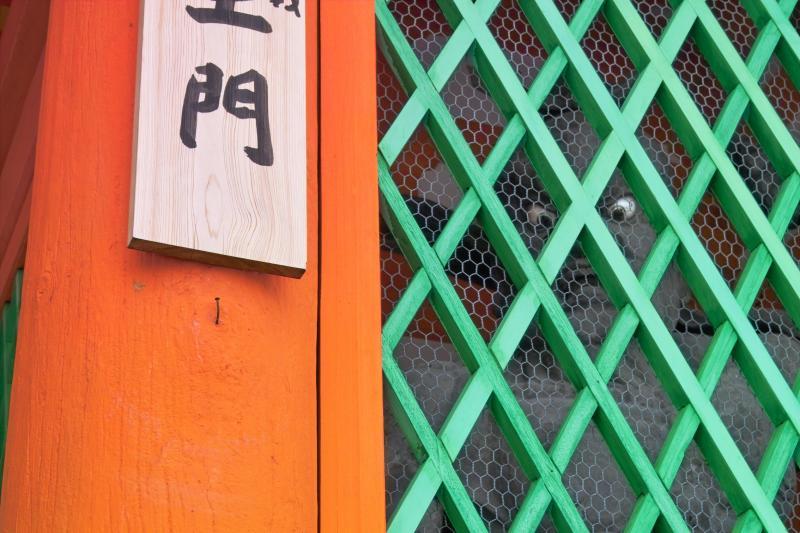 Kizomizu-dera: Watching