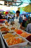 Corean salats (at bishkek's market)