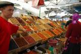 dried fruits (at bishkek's market)