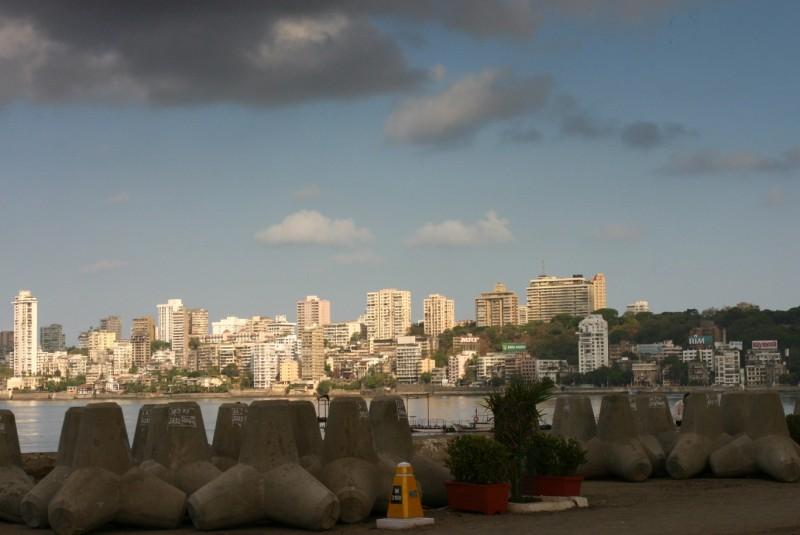 One side of Mumbai from Marina.jpg
